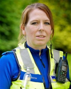PCSO Sharon Smith