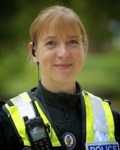 PC Tracey Pickering