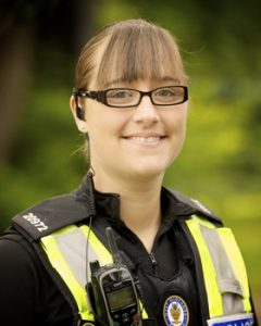 Sergeant Amy Wright